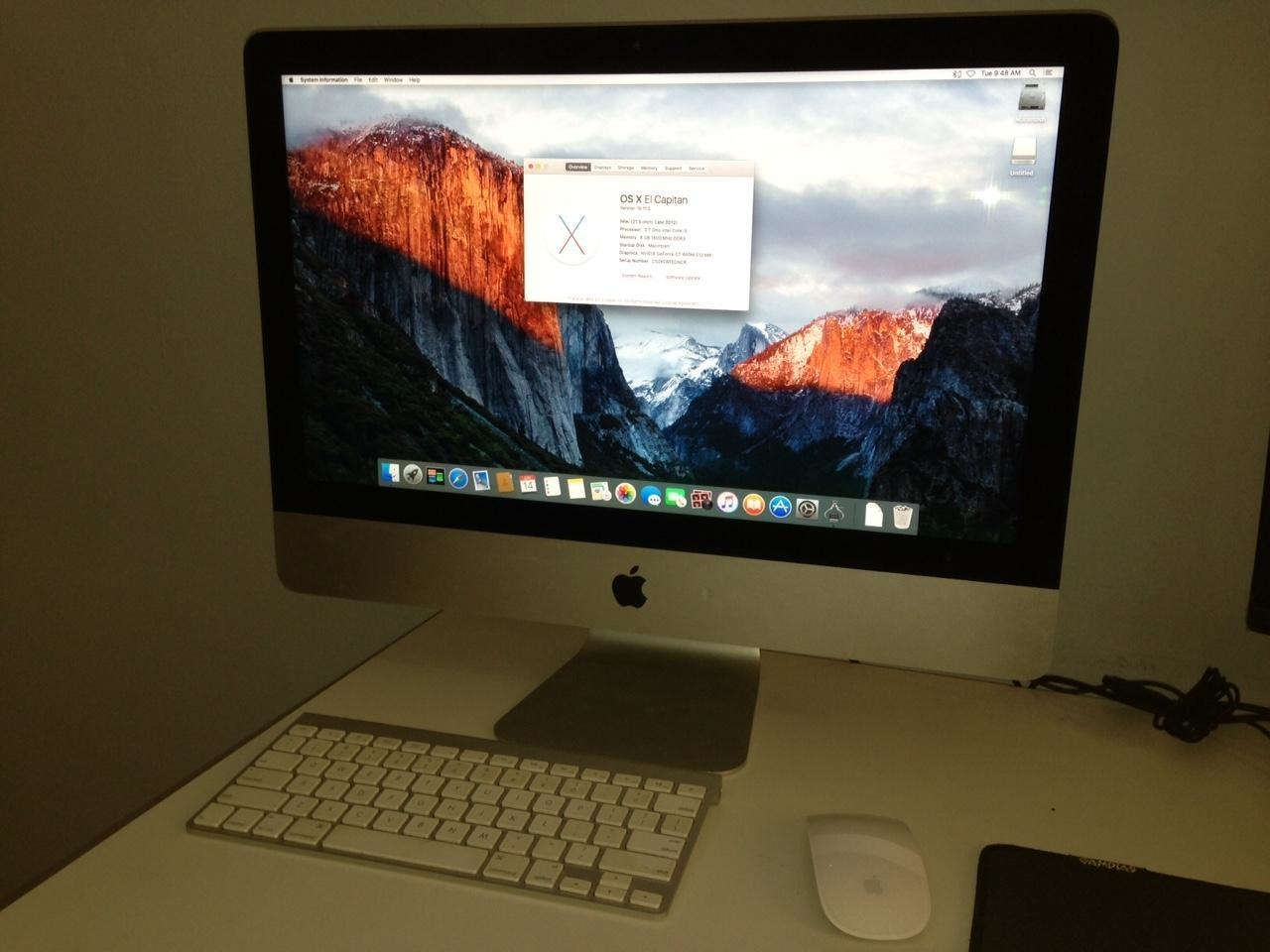 iMac Pro i7 2.8Ghz - 1